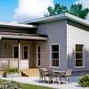 Проект каркасного дома 111-13