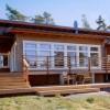 Проект каркасного дома 120-14