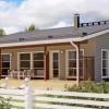 Проект каркасного дома 138-13