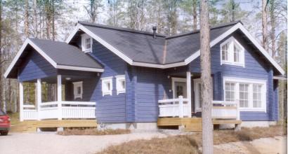 Проект каркасного дома 140-14