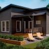Проект каркасного дома 152-13