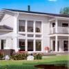 Проект каркасного дома 233-5