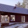 Проект каркасного дома 50-12