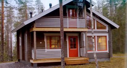 Проект каркасного дома 88-14